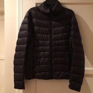As-is Uniqlo ultra light down parka jacket Sz xs